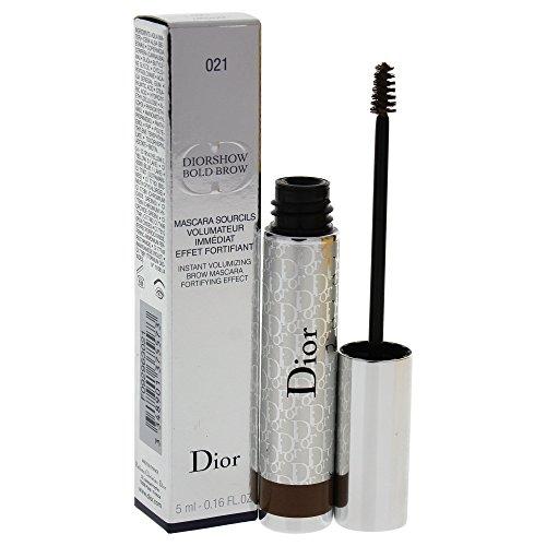 Christian Dior Diorshow Bold Brow Instant Volumizing Mascara, Medium, 0.16 -