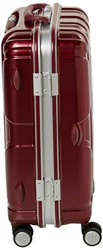 Samsonite Cruisair DLX Hardside Spinner 21, Burgundy