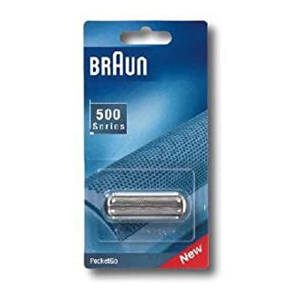 Braun 5S 5609, 370/575 PocketGo Foil & Frame (B0031GCBA2) | Amazon price tracker / tracking, Amazon price history charts, Amazon price watches, Amazon price drop alerts