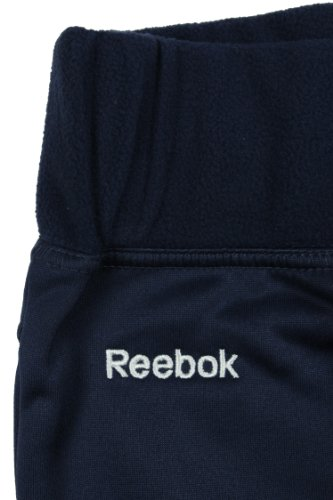 Reebok para mujer Tech pantalones de forro, L, Graphite Marino