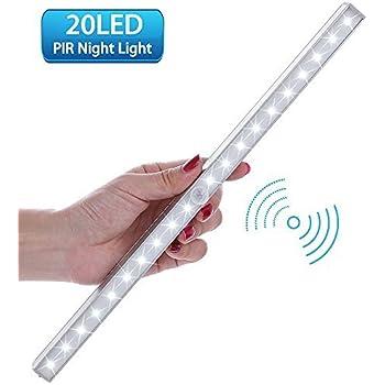 Led closet light cshidworld wireless stick anywhere for Luci led piccole