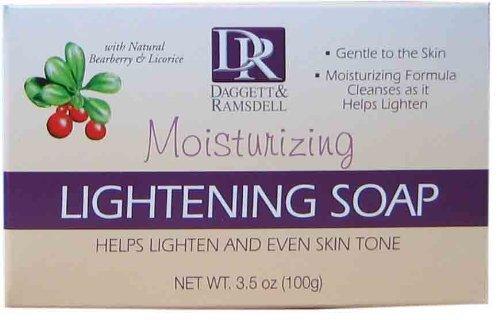 Lightening Formulas - Moisturizing Lightening Soap (3.5 o...