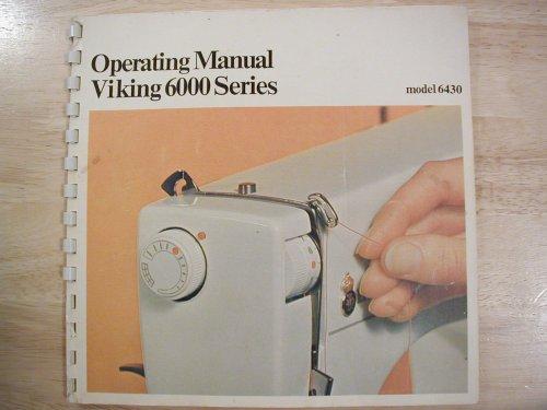 viking sewing machine 6430 - 4