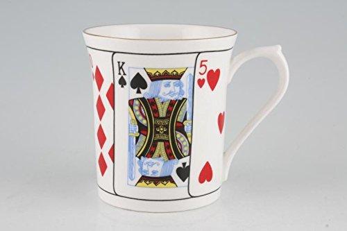 Vintage Elizabethan Staffordshire Fine Bone China England Cut For Coffee Mug ()