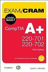 CompTIA A+ 220-701 and 220-702 Exam Cram (5th Edition) Paperback
