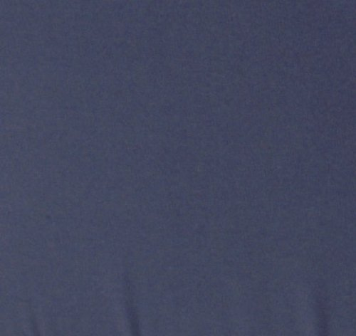 Allman Cervical Pillow Cover (Navy)