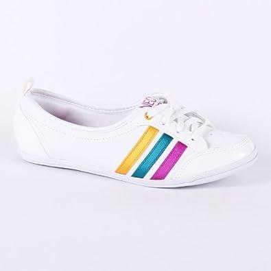 Adidas Piona Damen Schuhe Leder Sneaker F38867 Gr. 39 13