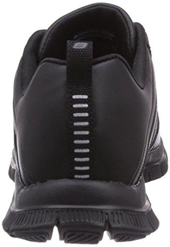 Nero Donna nbsp;pure Appeal basse Flex Tone Skechers Bbk Sneaker x4nSaq0