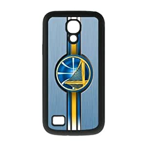 Golden State Warriors Logo Theme Back TPU Case for SamSung Galaxy S4 mini i9192 / i9198-by Allthingsbasketball
