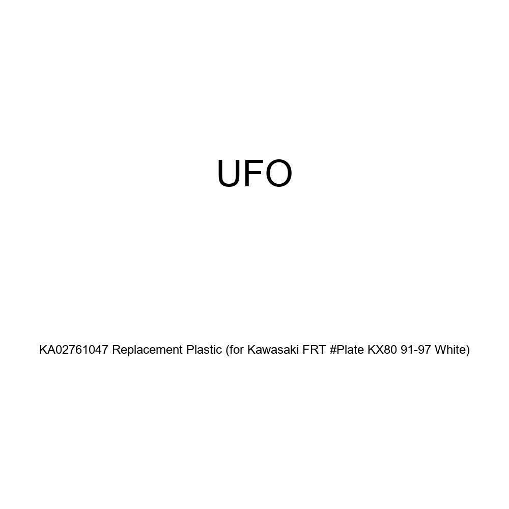 for Kawasaki Fender F KAWITH//SUZ 110 Green UFO KA03758-026 Replacement Plastic