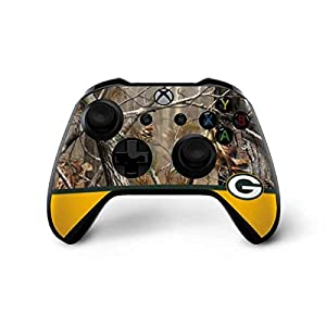 Green Bay Packers Xbox One X Controller Skin - Realtree Camo Green Bay Packers | NFL X Skinit Skin