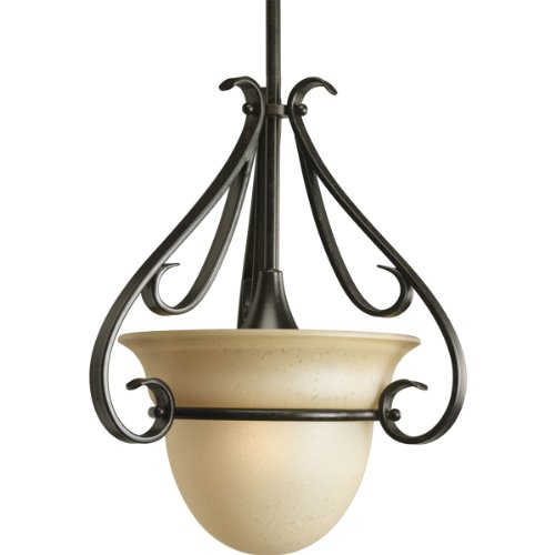 Bronze Bowl Pendant Light in US - 2