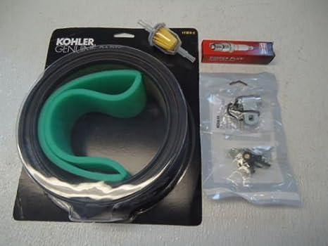 amazon com tune up maintenance kit filter set john deere 210 212John Deere 212 Wiring Harness #18