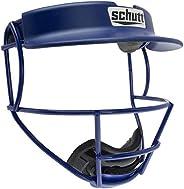 Schutt Sports Titanium V2 Softball Fielder's Guard Varsity Faceguard with V