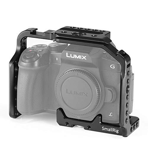 SmallRig Video Camera Cage 1950 for Panasonic Lumix DMC-G85/G80 Cameras