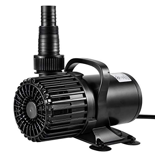 VIVOSUN 2600 GPH Submersible Water Pump 120W Ultra Quiet Pump