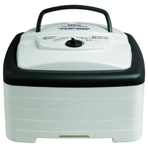 Nesco/American Harvest FD-80 Square-Shaped Dehydrator by Nesco