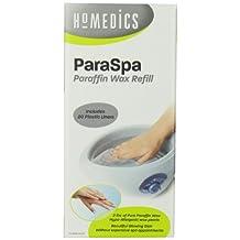 Homedics Paraffin Wax Refills (White)