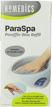Homedics Paraffin Refills, 2.7 Pound, White