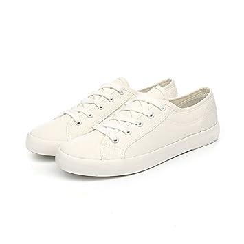 NGRDX&G Damen Sneaker Damen Weiß Sportschuhe Freizeitschuhe