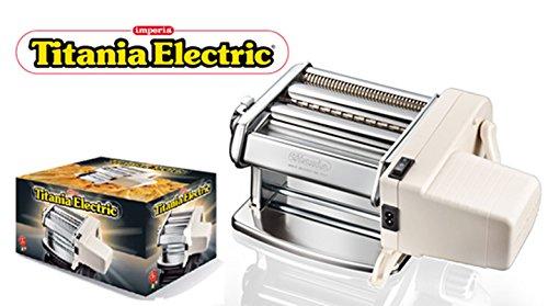 IMPERIA 675 Titania Electric Macchina per la pasta Potenza 80 Watt ' Imperia