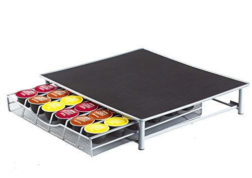 Neo® Coffee Machine Stand & Capsule Pod Storage Holder Drawer Nespresso Dolce Gusto