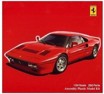 Fujimi Model Kit Ferrari 288 Gto Car 1 24 Scale 08268 New Amazon De Spielzeug