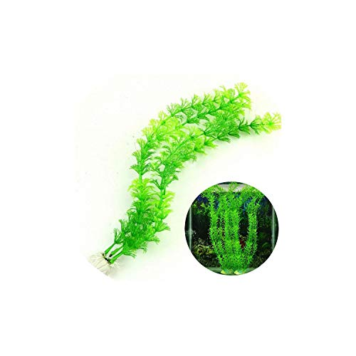 (Artificial Water Grass Underwater Fish Aquarium Plants Ornaments Aquarium Fish Tank Plant Water Grass Decor Aquarium Decoration,Burgundy,Aquarium Decoration)