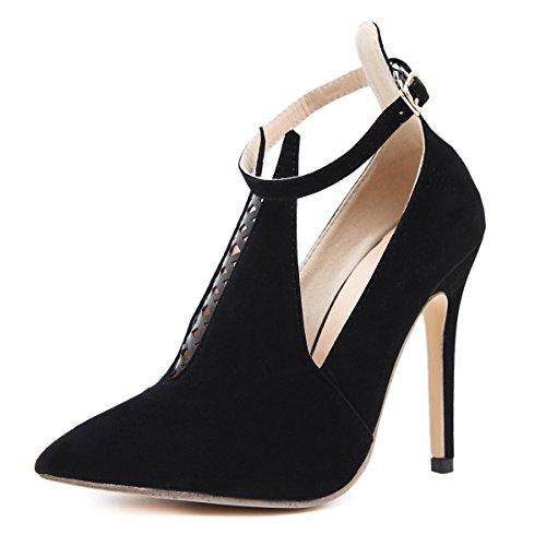 Nouveau Femmes avec Chaussures Hauts Chaussures Haut Le Hauts Chaussures Hauts Talons 25a428