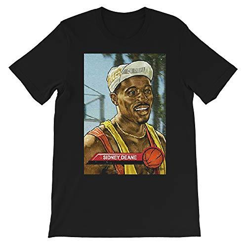 Sidney Deane White Men Can't Jump Sports Comedy Film Billy Hoyle Gloria Clemente Gift Men Women Unisex T-Shirt Sweatshirt (Black-L)