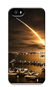 iPhone 5 5S Case Missile launch 3D Custom iPhone 5 5S Case Cover