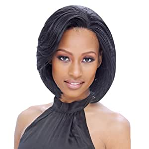 Janet Collection Indian Remy Full Lace Wig First Lady #1
