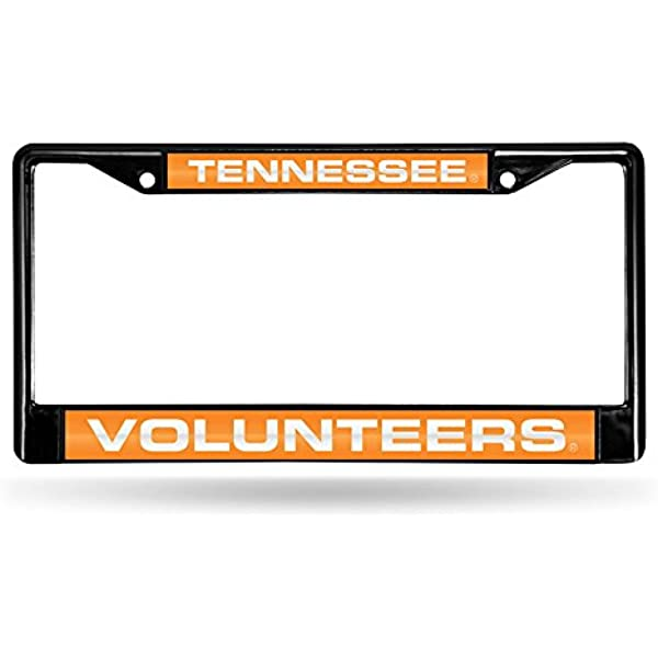 BYU Cougars NCAA Rico Industries  Laser Cut Inlaid Standard Chrome License Plate Frame