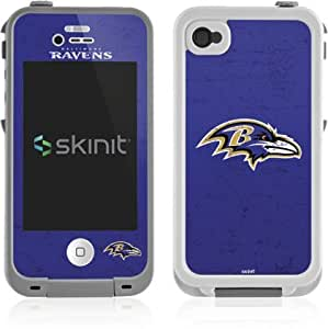 NFL - Baltimore Ravens - Baltimore Ravens Distressed - skin for Lifeproof IPHONE 5/5S Case by ruishername
