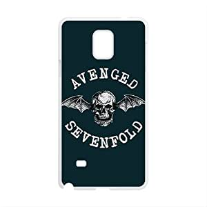 ZXCV Avenged Sevenfold Fashion Comstom Plastic case cover For Samsung Galaxy Note4