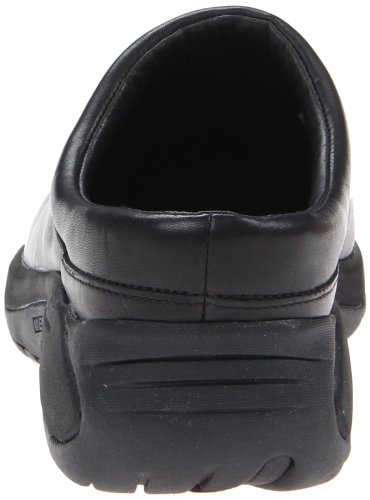 Merrell Mens Encore Rits Slip-on Schoen Glad Zwart