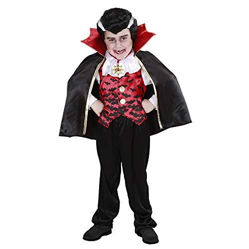 Children's Lil Vampire Costume Infant 3-4 Yrs (110cm) For Halloween Fancy Dress ()