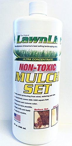 Mulch pebble adhesive concentrate covers product image
