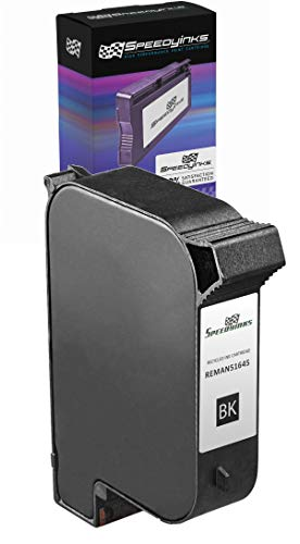 Speedy Inks Remanufactured Ink Cartridge Replacement for HP 45 ()