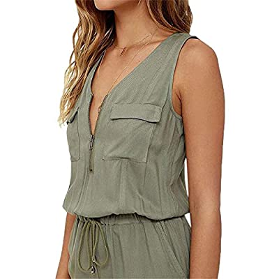 SUNNYME Women's Floral Rompers Off Shoulder Summer Strapless Playsuits Short Jumpsuits: Clothing