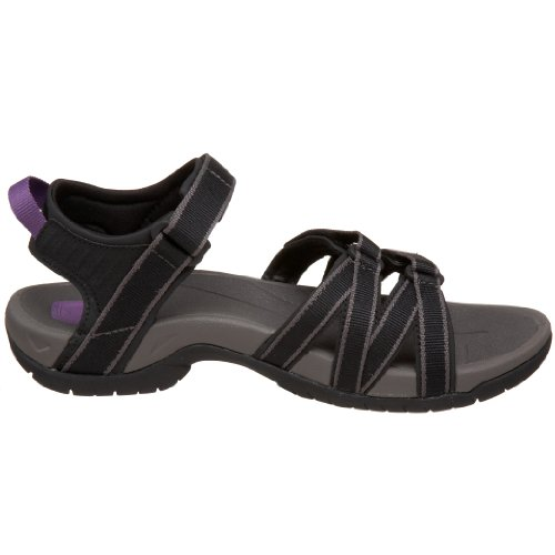 Teva Women's Tirra Athletic Sandal Black/Gray discount purchase buy cheap how much EuSy19