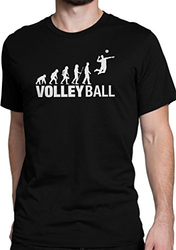 Evolution Volleyball / Sport / Ballsport / Größe XS-5XL / Ideales Geschenk / Premium T-Shirt