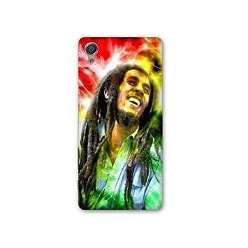 Cokitec Case Carcasa ZTE Blade A452 Bob Marley - Color ...