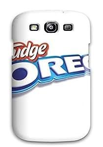 Hot CYpTcfW14279IIguK Case Cover Protector For Galaxy S3- Oreo Logo