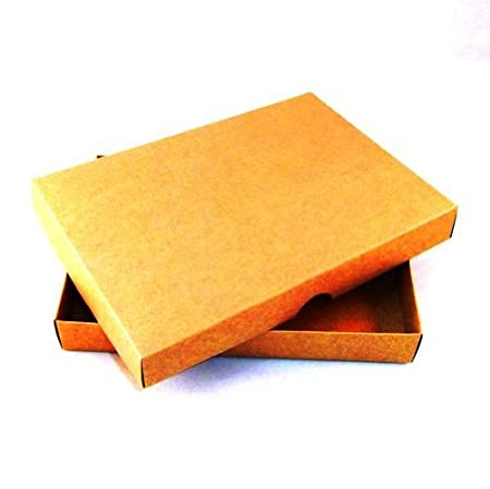 A6c6 kraft greeting card boxes x 5 per pack gift boxes amazon a6c6 kraft greeting card boxes x 5 per pack gift boxes m4hsunfo
