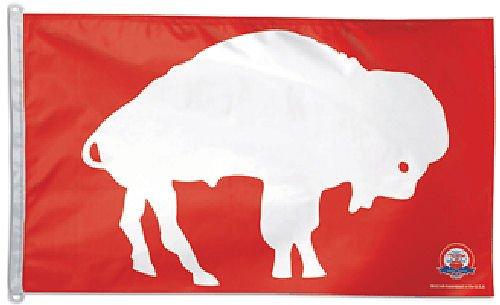NFL Flag Team: Buffalo Bills (AFL Logo)