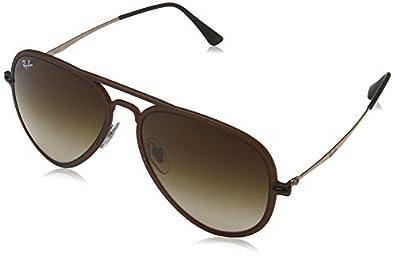 mens aviator ray ban sunglasses  Amazon.com: Ray Ban RB4211 Tech Light Ray Aviator Sunglasses: Clothing