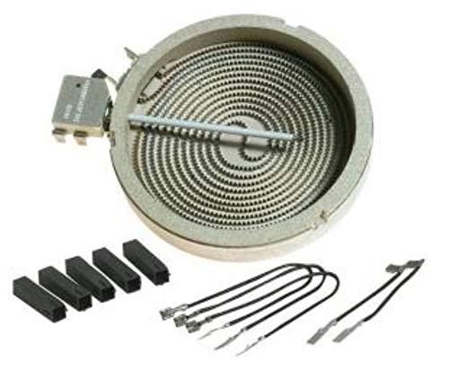 BALAY - Placa vitroceramica 1200w 165 mm. 1 circuito: Amazon ...