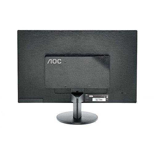 """AOC E2470SWH 23.6"""" 1920x1080 60 Hz Monitor"""