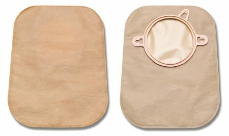 Hollister Closed System - HOLLISTER Ostomy Pouch New Image 1 3/4